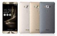 Asus Zenfone 3 Deluxe (ZS570KL) 32GB glacier silver ohne Vertrag