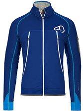 Ortovox Merino Fleece Plus Jacket M strong blue