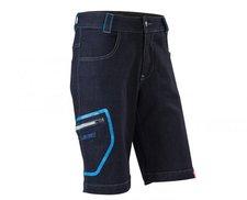 Cube Denim Shorts indigo blau