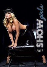 Alpha Edition Show Girls Wandkalender 2017