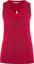 Vaude Women's Skomer Top indian red