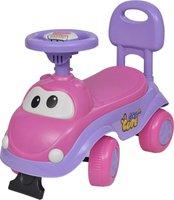 vidaXL Pink-Violettes Kinder-Aufsitz-Auto
