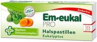 Dr.C.Soldan Em-Eukal Pro Halspastillen Eukalyptus zuckerfrei (30Stk.)