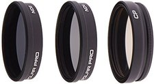 PolarPro 3 Filter Set CP ND4 ND8 (DJI Phantom 3)