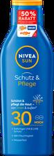 NIVEA Sun Schutz & Pflege Sonnenmilch LSF 30 (250ml)