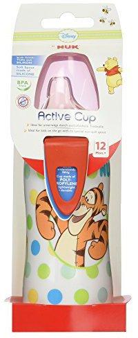NUK Trinkflasche Active Cup