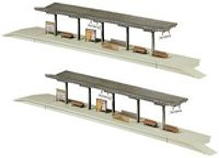 Faller 222126 - 2 Bahnsteige