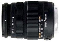 Sigma 50-200 mm DC OS HSM für Pentax