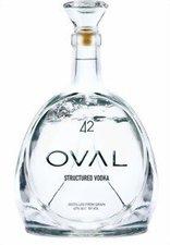OVAL Rowan Berry Vodka