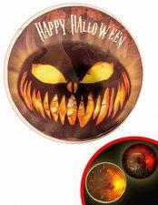 Halloween LED Kürbis