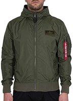 Alpha Industries Hooded Sweatshirt Herren