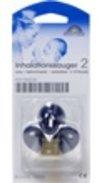 Büttner-Frank Inhalationssauger dunkelblau (1 Stück)