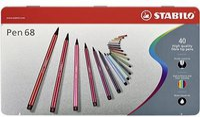 Schwan-STABILO Pen 68 40er-Metalletui