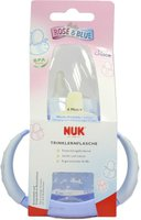 NUK FIRST CHOICE Baby Blue Trinklernflasche 150ml