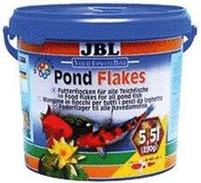 JBL Tierbedarf Pond Flakes (5,5 l)
