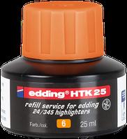 edding HTK 25 orange