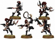 Games Workshop Dark Eldar Hagashin