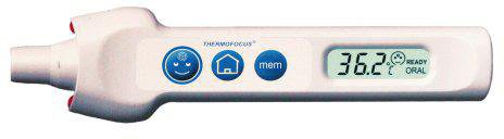 Medsorg Thermometer ohne Körperkontakt Thermofocus (PZN 0880277)