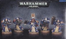 Games Workshop Space Marines Protektorgarde