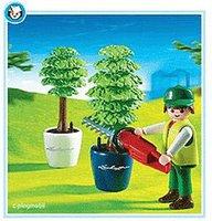 Playmobil 4485 Gärtner mit Heckenschere