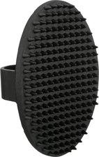 Trixie Massage-Striegel mit Handschlaufe, bunt (9 × 13 cm)