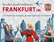 Stadtspiele-Verlag Großer Stadtverführer Frankfurt