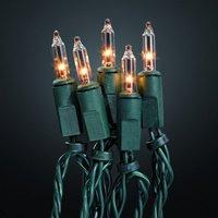 Mini-Lichterkette Außen