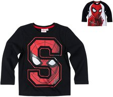 Spiderman Langarmshirt Kinder