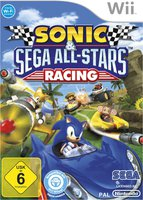 Sonic & Sega-All-Stars Racing (Wii)