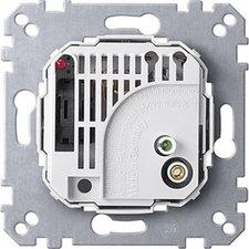 Merten Raumtemperaturregler-Einsatz mit Schalter (536302)