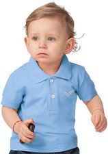 Trigema Baby Poloshirt