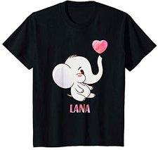 Lana Mädchen Baby Shirt