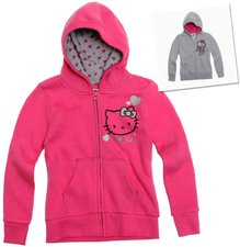 Hello Kitty Sweatjacke Kinder