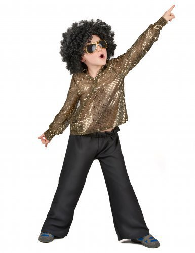 Disco Kinder Kostüm