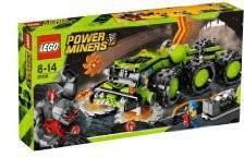 LEGO Power Miners 8708 Gesteinsfräser