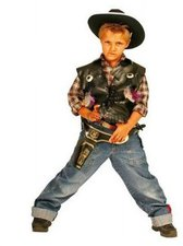 Sheriff Karnevalskostüm