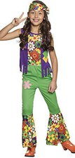 Hippie Kinderkostüm