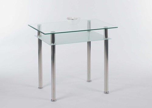 Glas Esstisch