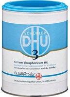 DHU Ferrum Phosphoricum D12 Tabletten (1000 Stk.)