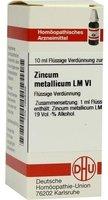 DHU Lm Zincum Metallicum VI (10 ml)