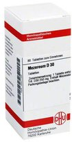 DHU Mezereum D 30 Tabletten (80 Stk.)