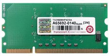 Transcend TS256MHP423A Druckerspeicher 256MB