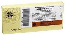 SANUM-Kehlbeck Mucokehl D 5 Ampullen (10 x 1 ml)