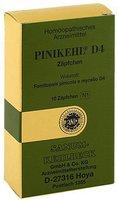 SANUM-Kehlbeck Pinikehl D 4 Suppositorien  (10 Stk.)