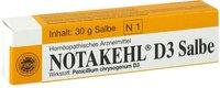 SANUM-Kehlbeck Notakehl D 3 Salbe (30 g)