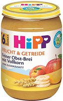 Hipp Frucht & Getreide Feiner Obst-Brei 190g
