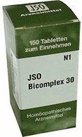Iso-Arzneimittel Jso Bicomplex Heilmittel Nr. 30 Tabletten (150 Stk.)