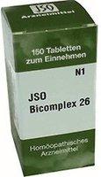 Iso-Arzneimittel Jso Bicomplex Heilmittel Nr. 26 Tabletten (150 Stk.)