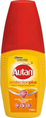 Autan Protection Plus Pumpspray (100 ml)