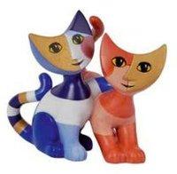 Goebel Babykatzen Mia e Mirca